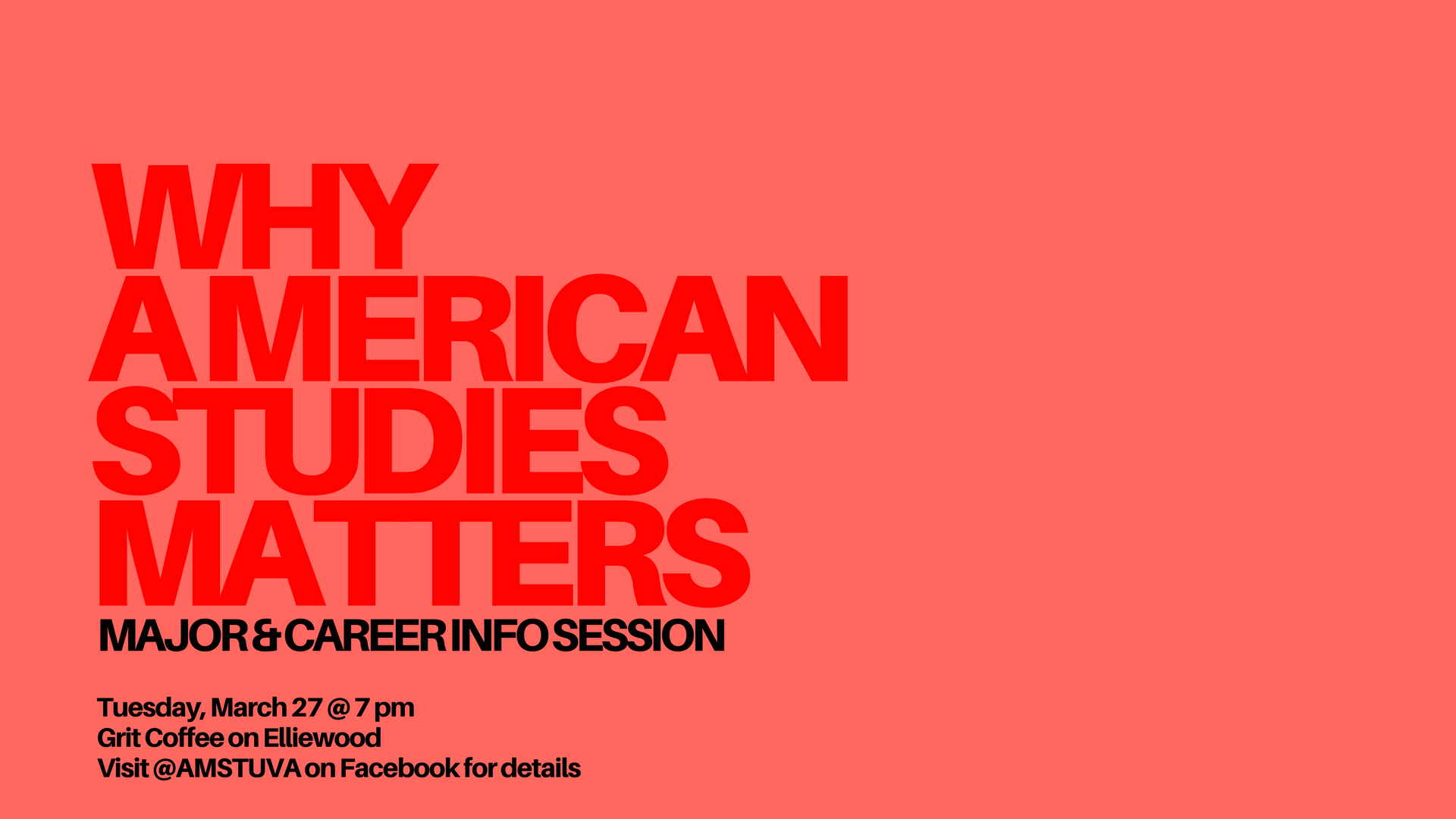 UVA Why American Studies Matters