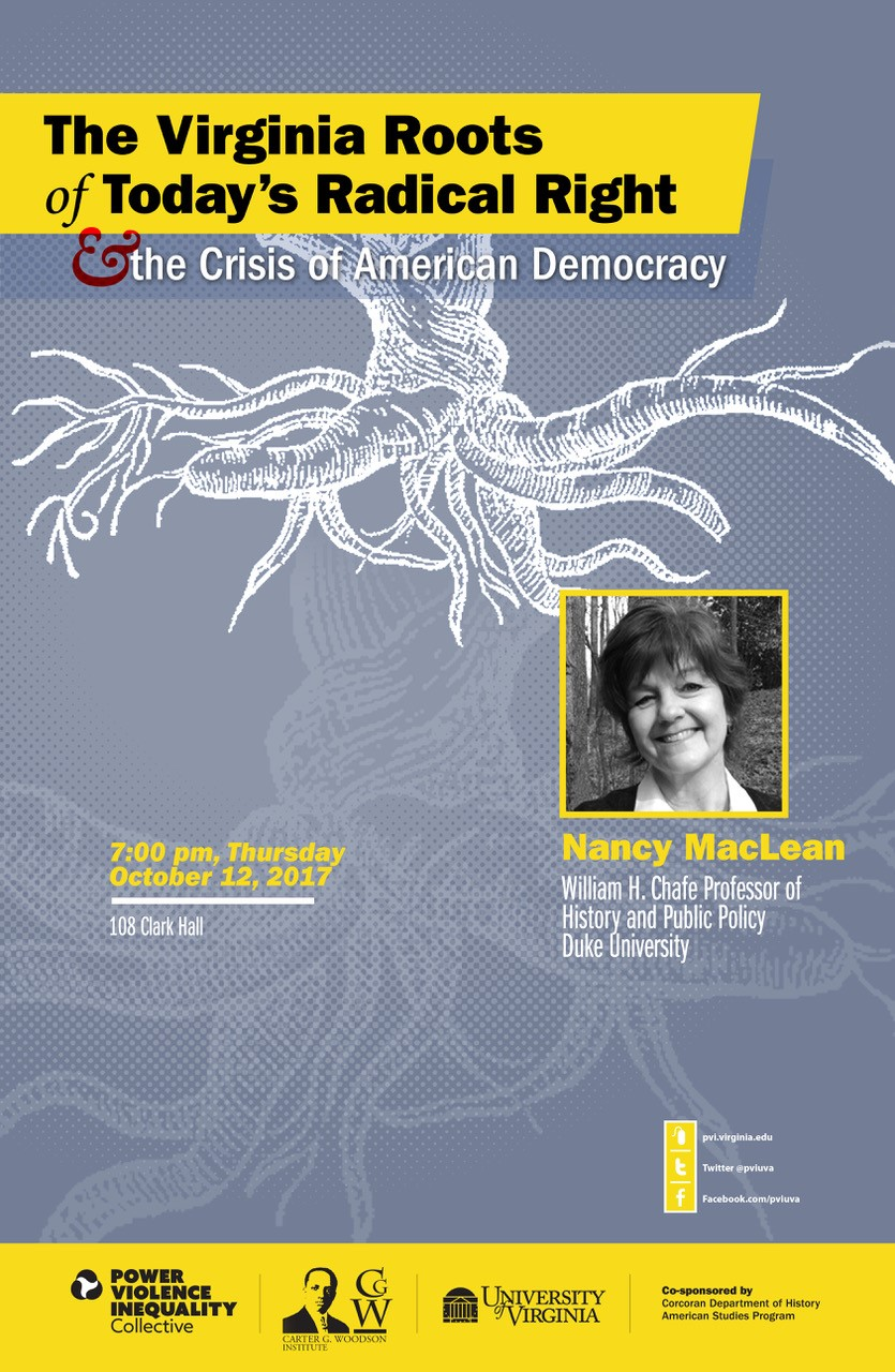 Nancy MacLean Virginia Roots of Today's Radical Right American Democracy