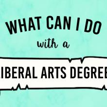 UVA AMST Event Liberal Arts Degree