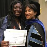 UVA Professor Higginbotham Graduation